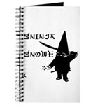 Gninja Gnomes Journal