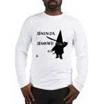 Gninja Gnomes Long Sleeve T-Shirt
