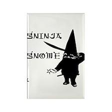 Gninja Gnomes Rectangle Magnet (10 pack)