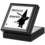 Gninja Gnomes Keepsake Box