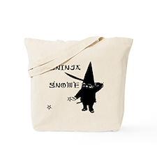 Gninja Gnomes Tote Bag