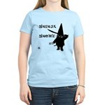 Gninja Gnomes Women's Light T-Shirt