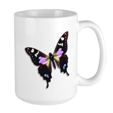 Purple Spotted Swallowtail Mug