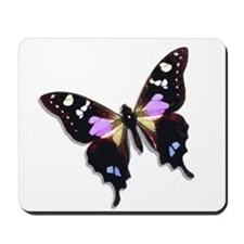 Purple Spotted Swallowtail Mousepad
