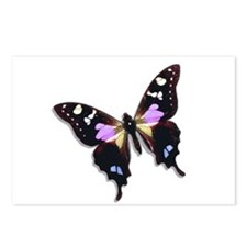 Purple Spotted Swallowtail Postcards (Package of 8