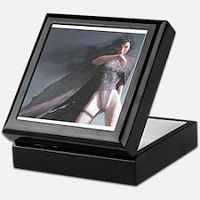 Warrior princess Keepsake Box