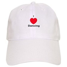Dancing Dancers Danced Dance Baseball Cap