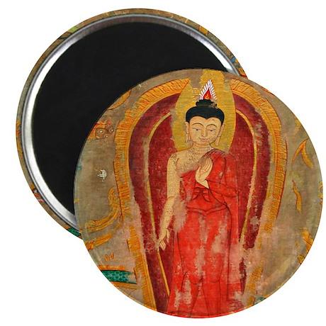 """Thai Buddhist Art Gift 2.25"""" Magnet (100 pack)"""