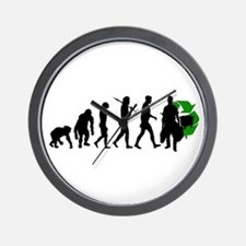 Ecologists Environmentalists Wall Clock