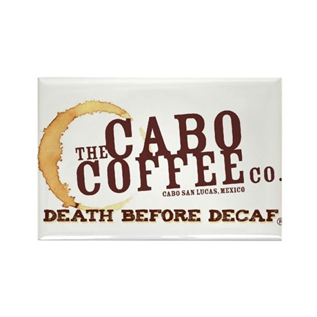 Cabo Coffee Co Logo Magnets