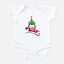 Winter Holiday Infant Bodysuit