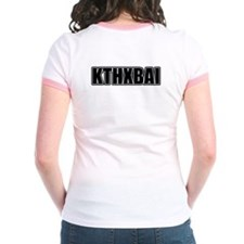 O HAI! KTHXBAI! T