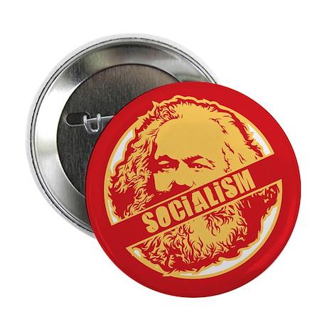 "No Socialism 2.25"" Button (10 pack)"