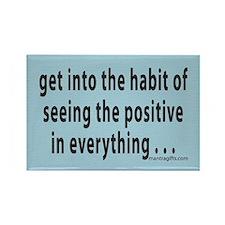 Positive Habit Magnet