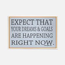 Dreams and Goals Magnet