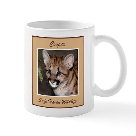 Cooper Cougar Mug