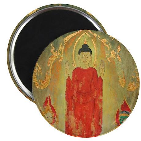 Thai Buddhist Art Gift Magnet
