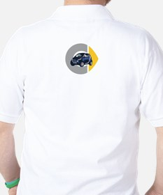What's Your Color? Smart Car Golf Shirt