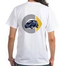 What's Your Color? Basic Smart Car T-Shirt