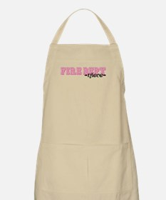 Fire Dept Niece Jersey Style BBQ Apron