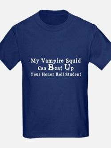 My Vampire Squid T-Shirt