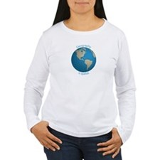 Geography is Spatial T-Shirt