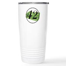 Cute Douglas adams Travel Mug
