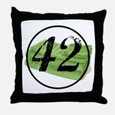 Cute Hitchhikers guide to the galaxy Throw Pillow