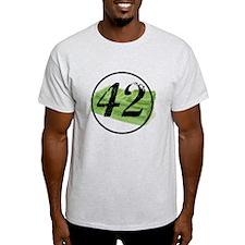 new green towel tile T-Shirt