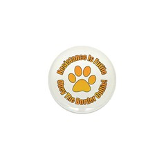 Border Collie Mini Button (10 pack)