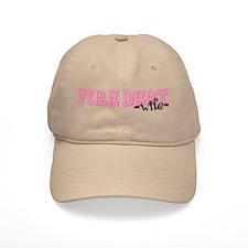 Fire Dept Wife Jersey Style Baseball Cap