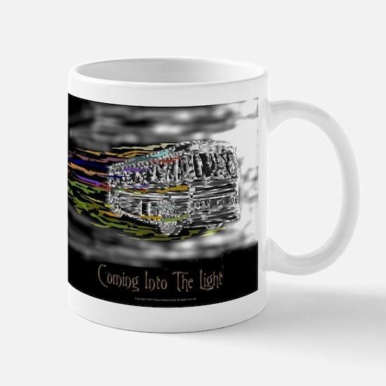 'Coming Into The Light' Mug