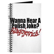 Funny Blagojevich Journal
