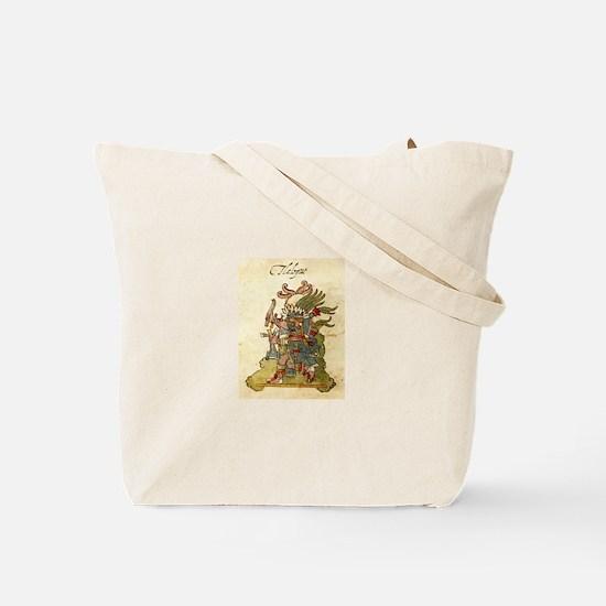 Aztec Heritage (art) Tote Bag