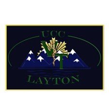 UCC Layton Vet Tech Postcards (Package of 8)