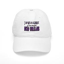 not an alcoholic... Baseball Cap