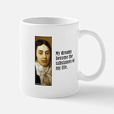 """Coleridge """"My Dreams"""" Mug"""