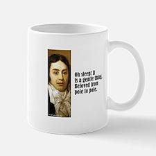 """Coleridge """"Oh Sleep"""" Mug"""