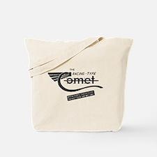 Comet Vintage Tote Bag
