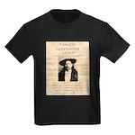 J.B. Hickock Kids Dark T-Shirt