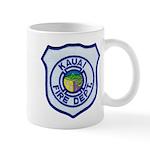 Kauai Fire Department Mug