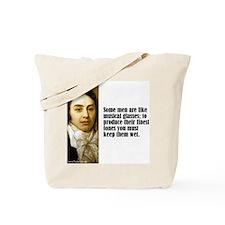 """Coleridge """"Some Men"""" Tote Bag"""