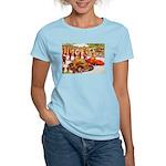 Shriner Mini Cars Women's Light T-Shirt