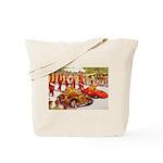 Shriner Mini Cars Tote Bag