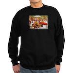 Shriner Mini Cars Sweatshirt (dark)