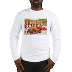 Shriner Mini Cars Long Sleeve T-Shirt