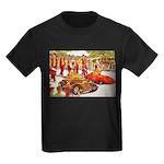 Shriner Mini Cars Kids Dark T-Shirt