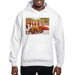 Shriner Mini Cars Hooded Sweatshirt