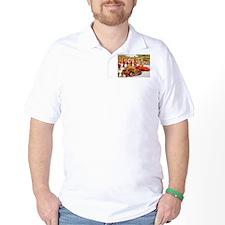 Shriner Mini Cars T-Shirt