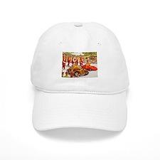 Shriner Mini Cars Baseball Cap